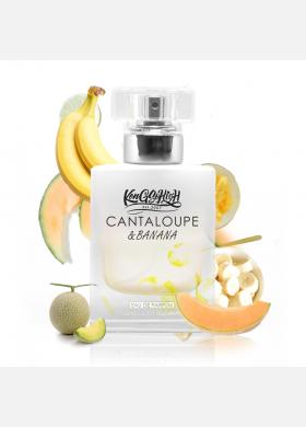 Cantaloupe and banana